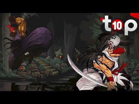 TOP 10 Des meilleurs jeux Neo-Geo