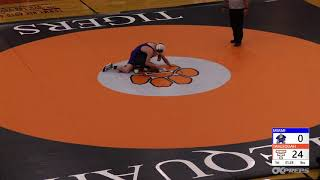 Tahlequah Tiger duel vs. Miami Wardogs
