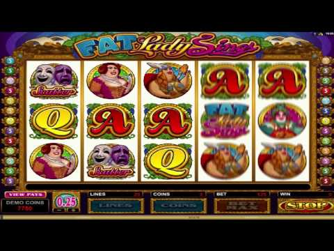 Fat Lady Sings ™ free slot machine game preview by Slotozilla.com