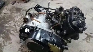 5. Yamaha Banshee Engine Removal & diagnostics
