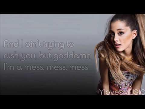 Ariana Grande ft. Lil Wayne - Let Me Love You (Lyrics)