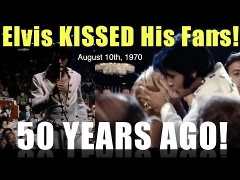 Elvis LOVE ME TENDER (Fan Reaction) This made me a Fan of Elvis! Filmed 50 Years Ago TONIGHT!