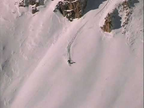 The Coolest Extreme Skiing D...