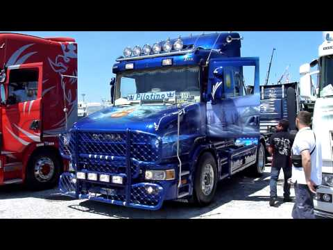 raduno di camion a misano