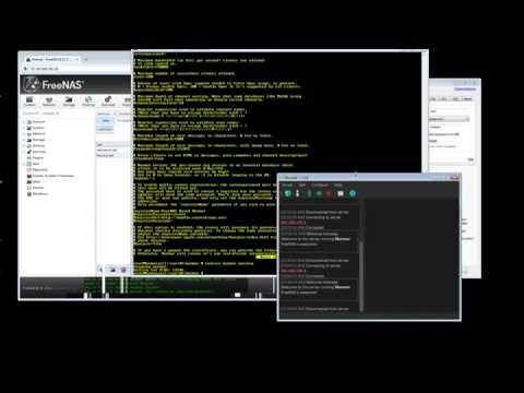 Install Murmur (Mumble server) on FreeNAS/FreeBSD