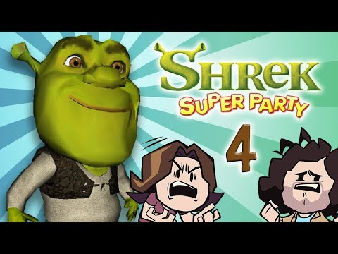 Shrek Super Party: Boat Boys - PART 4 - Game Grumps VS