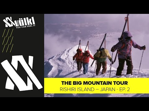 The Big Mountain Tour – Rishiri Island – Japan - EP. 2