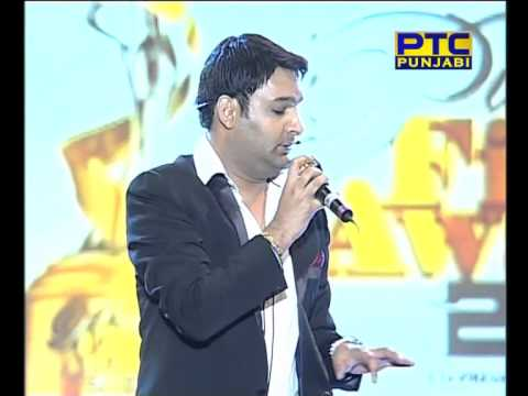 PTC PUNJABI FILM AWARDS 2013 KAPIL SHARMA