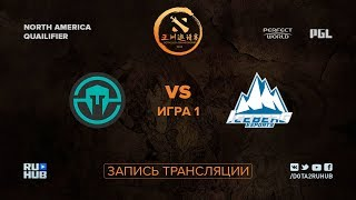 Immortals vs Iceberg, DAC NA Qualifier, game 1 [Autodestruction]
