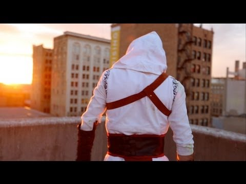 Assassin's Creed in REAL LIFE!