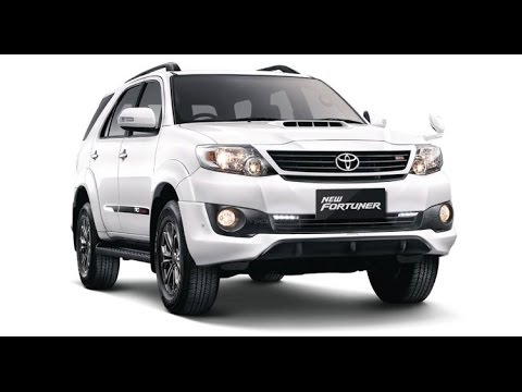 Toyota Fortuner 2015 Review