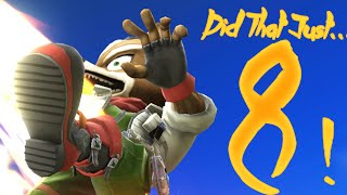 Did That Just…? 8! 【Super Smash Bros for Wii U】