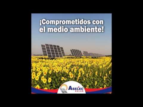 Video aselec Solar