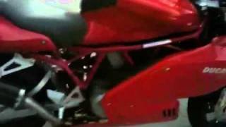 9. 2007 Ducati 800SS w/ Termignoni exhaust