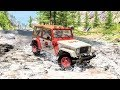Off Road Crashes & Fails #9 – BeamNG Drive