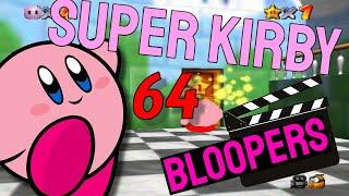 Super Kirby 64 Bloopers