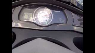 7. 2012 Yamaha FZS Wave Runner 0-88 mpg