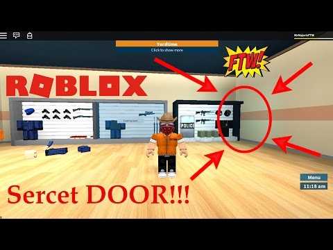 Roblox Prison Life V2.0 HOW TO ESCAPE/BECOME CRIMINAL GLITCH! NO KEYCARD 2017 (5 method)