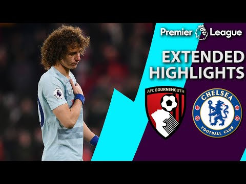 Video: Bournemouth v. Chelsea | PREMIER LEAGUE EXTENDED HIGHLIGHTS | 1/30/19 | NBC Sports