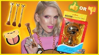 Video MOSCHINO + SEPHORA COLLECTION: Review & Swatches MP3, 3GP, MP4, WEBM, AVI, FLV Juli 2019
