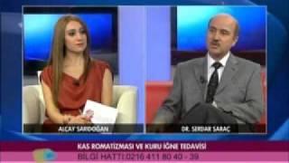 Kas romatizması ve kuru iğne ile tedavisi-Dr Serdar Saraç Beyaz TV'de anlatıyor-Bölüm2