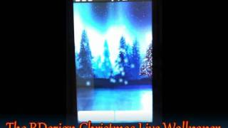 Best Christmas Live Wallpaper YouTube video