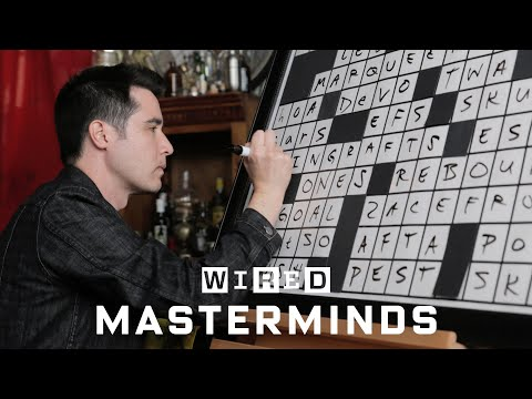 How to Create a Crossword Puzzle | WIRED