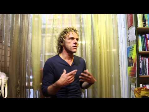 Tim van der Vliet on Amsterdam Zen
