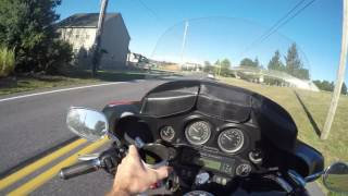 4. 2009 Harley Davidson Ultra Classic Test Drive Review