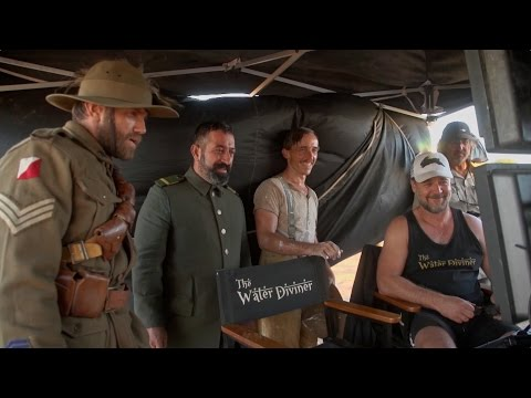 The Water Diviner The Water Diviner (Featurette 'Director')