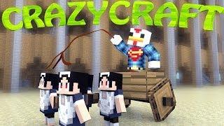 "Minecraft   CrazyCraft - OreSpawn Modded Survival Ep 58 - ""GIRLS VS BOSSES!"""