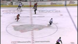 Cyclones vs Stingrays - February 4, 2012 Highlights
