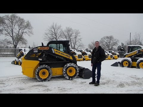 2013 New Holland L223 For Sale