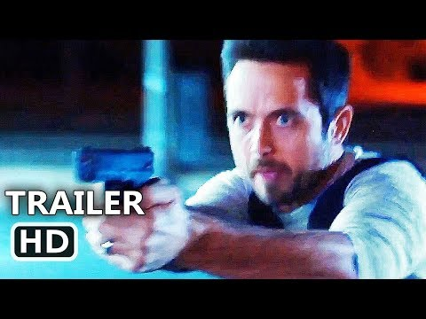 THE ASSASSIN'S CODE Official Trailer (2018) Justin Chatwin, Peter Stormare Thriller Movie HD