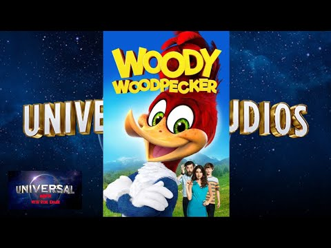 Universal Month | Woody Woodpecker