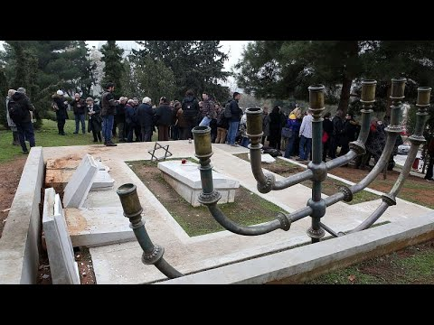 Διαμαρτυρία για τον βανδαλισμό του εβραϊκού μνημείου του ΑΠΘ …