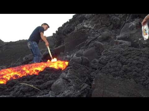 Playing with Lava