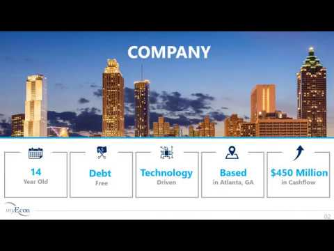 myEcon 2019 Business Presentation - 100% Commission
