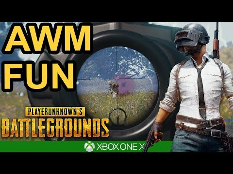 PUBG / CHALLENGE ACCEPTED / Xbox One X