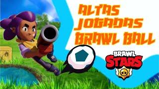 Altas jogadas no Brawl Ball do Brawl Stars! by Pokémon GO Gameplay