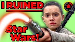 Video Film Theory: How Star Wars Theories KILLED Star Wars: The Last Jedi! MP3, 3GP, MP4, WEBM, AVI, FLV Januari 2018