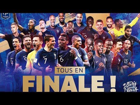 Video Equipe de France : 23 Bleus pour un rêve français I FFF 2018 download in MP3, 3GP, MP4, WEBM, AVI, FLV January 2017