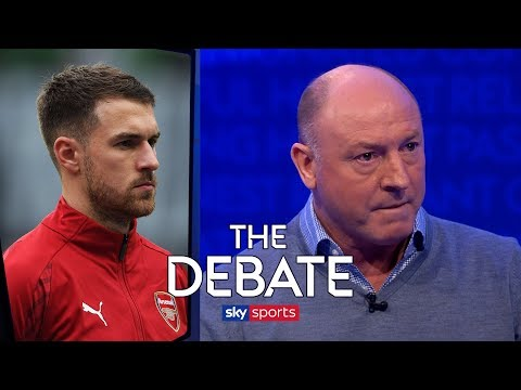 Are Arsenal Making A Mistake Letting Aaron Ramsey Leave For Free? | The Debate | McMahon & Schwarzer