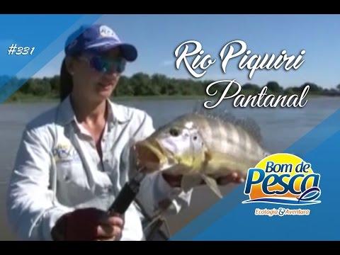 Pantanal - Pousada Nova Alvorada (Tucunaré, Dourado, Pacu, Piraputanga, Pirapitinga entre outros)