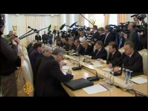 Syria FM hints at talks with armed rebels