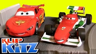 Video Klip Kitz Cars2 Race To The Finish Line Deluxe Kit Clip Lock Build Customize by Toy Collector MP3, 3GP, MP4, WEBM, AVI, FLV Mei 2017