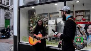 Bukky - One Dance (Drake) Cover | Cork City Buskers