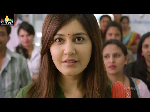 Oohalu Gusagusalade   Naga Shaurya and Rashi Khanna in Studio   Sri Balaji Video