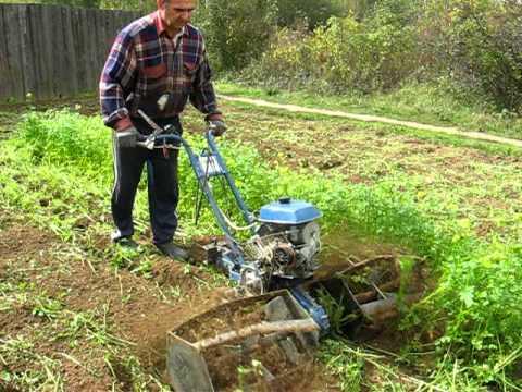 Приспособления для обработки земли мотоблоком