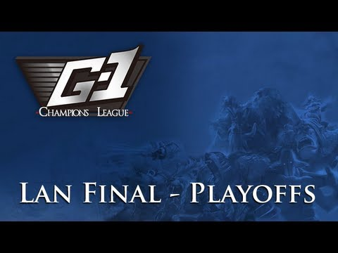 LGD vs Orange - G-1 League 2013 playoffs - semi, game 2